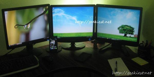 Geekiest Desktop