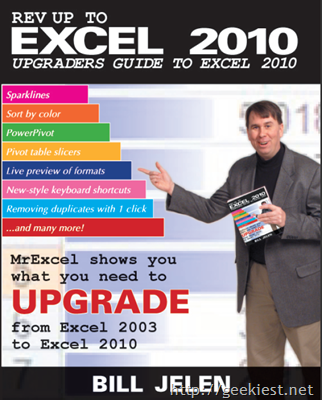 Free eBook Rev Up to Excel 2010 Upgraders Guide to Excel 2010 from Microsoft