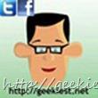 Geekiest Social Media Updater