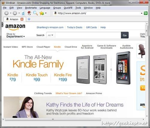 SlimBoat-Browser-Screenshot
