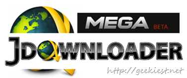 download from Mega using download manager