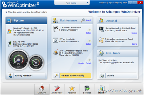 Giveaway Ashampoo WinOptimizer 8 [5 licenses] Image.axd?picture=image_1134