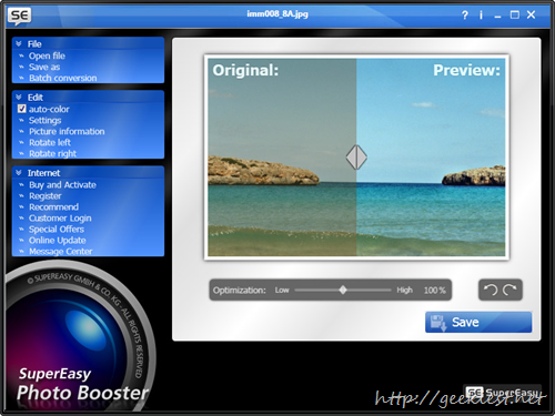 SuperEasy Photo Booster review and Giveaway