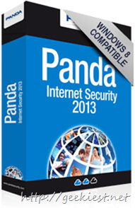 Free Panda Internet Security 2013