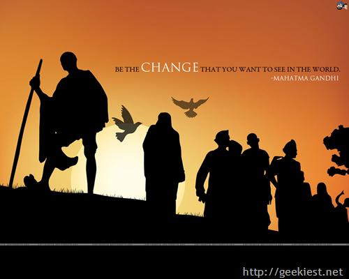 gandhi quotes wallpaper - photo #31