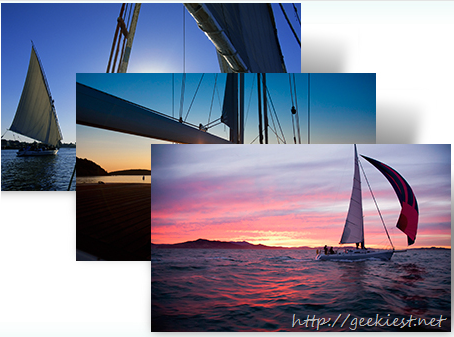 Sailing Theme for Windows 7 from Microsoft
