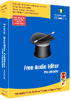 Free Audio Editor 2010 -A free complete Audio Recording/Editing package for Windows