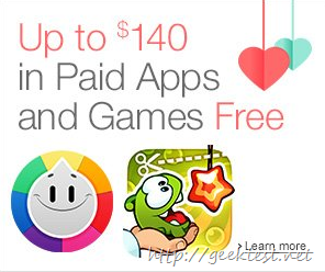 37 Android Apps for FREE from Amazon