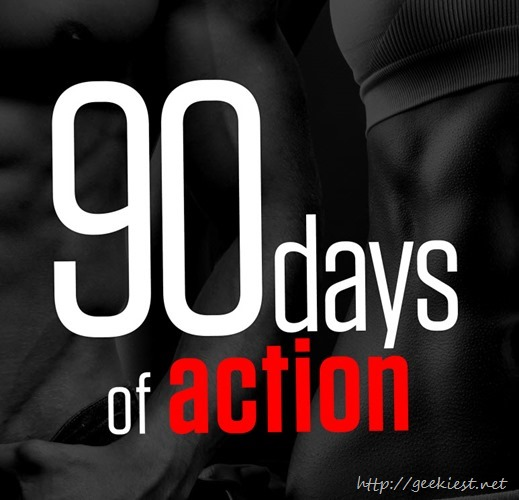 90 days workout