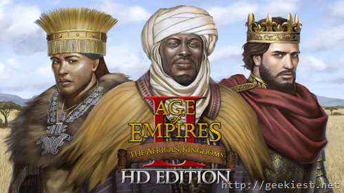 AOE II HD expansion The African Kingdoms
