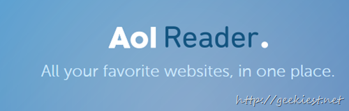 AOL Reader Beta Invitations are open