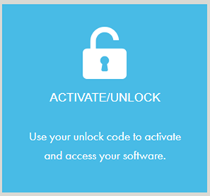 Activate unlock the serial key
