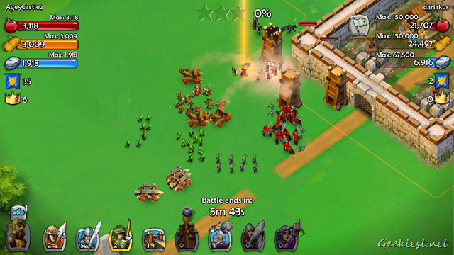 Age of Empires Castle Siege 2