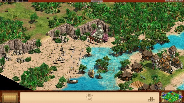 Age of Empires II HD Rise of the Rajas 2