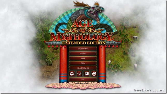 Age of Mythology EX Tale of the Dragon