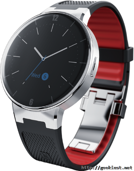 Alcatel One Touch Smartwatch available via Flipkart
