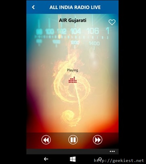 All India Radio–Now available on Windows Phone