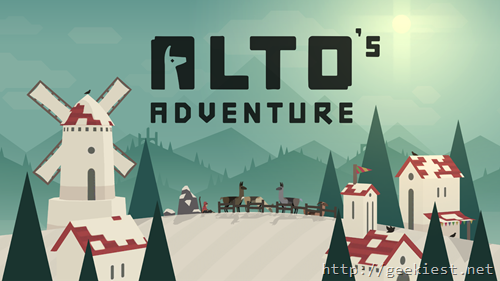 Altos Adventure is available for Android devices for FREE