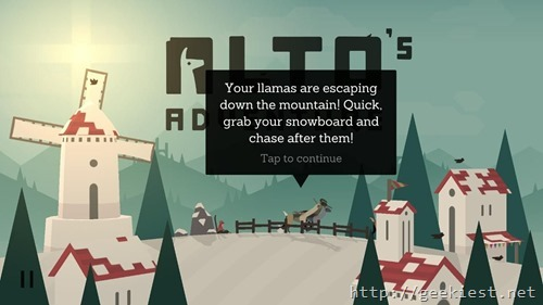 Altos adventure Free game for Android screenshots 6