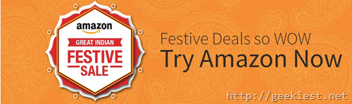 Amazon Great Indian Festive Sale