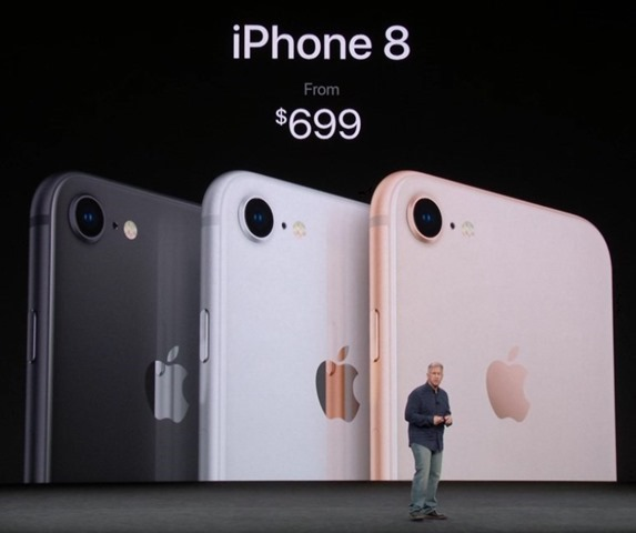 Apple iPhone 8 price