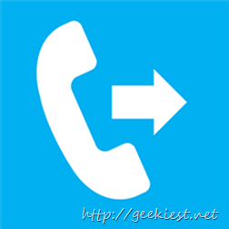 Application to manage Call waiting and forwarding for Windows Phones