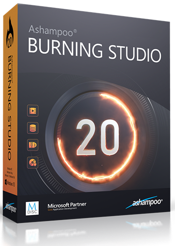 Ashampoo Burning Studio 20 Review and Giveaway