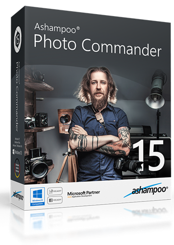 Ashampoo PhotoCommander 15–Review and Giveaway