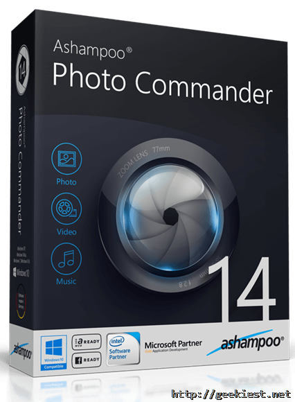 Ashampoo Photo Commander 14 review and giveaway