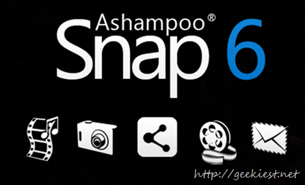 Ashampoo Snap 6 free full version licenses