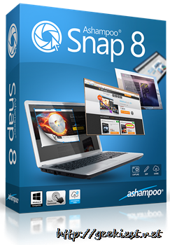 Ashampoo Snap 8–Review and Giveaway