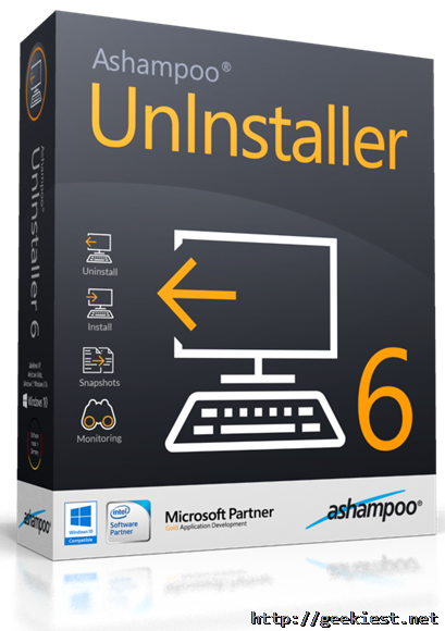 Ashampoo Uninstaller 6–Review and FREE license giveaway