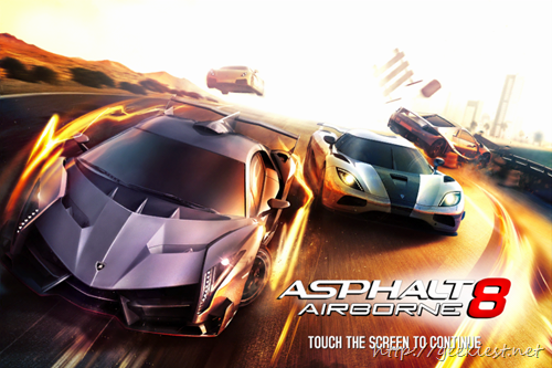 Asphalt 8 Airborne for iOS 3