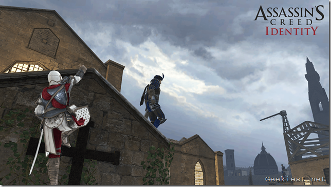 Assassins Creed Identity ios c