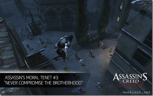 Assassins Creed Identity ios