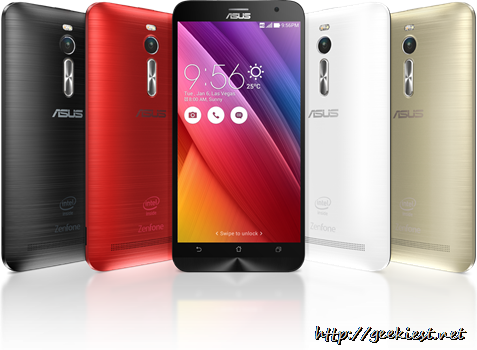 Asus Zenfone 2  - On Flipkart