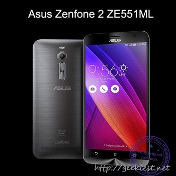 Asus Zenfone 2 is available to PreOrder