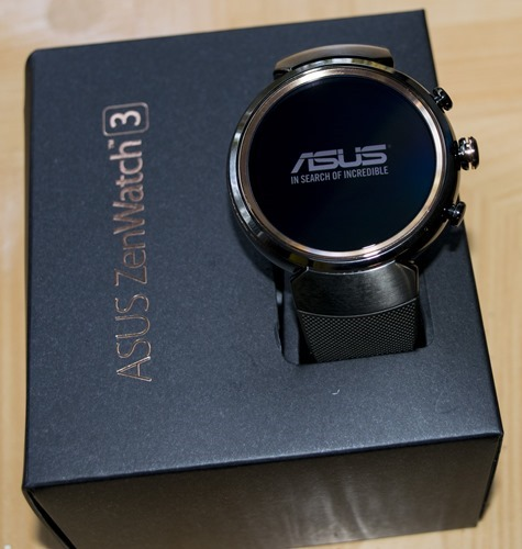 Asus Zenwatch 3 Unboxing Image 11