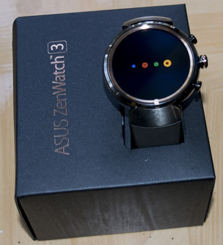 Asus Zenwatch 3 Unboxing Image 12