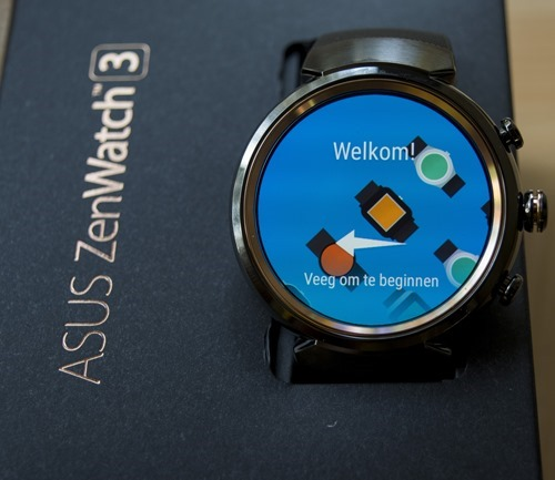 Asus Zenwatch 3 Unboxing Image 14