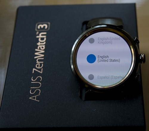 Asus Zenwatch 3 Unboxing Image 15