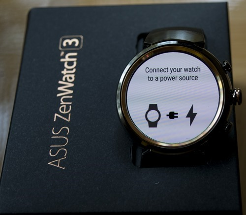 Asus Zenwatch 3 Unboxing Image 16