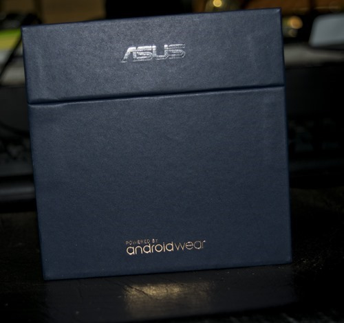 Asus Zenwatch 3 Unboxing Image 4