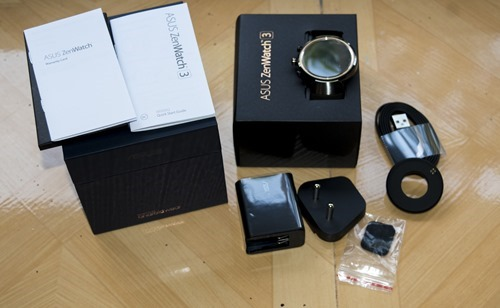 Asus Zenwatch 3 Unboxing Image 9