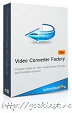 Back to school giveaway - Video Converter Factory Pro