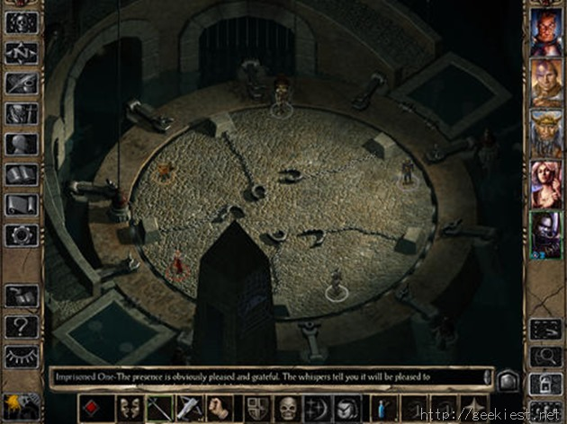 Baldurs Gate 2 Enhanced Edition iPad