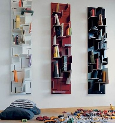 Beautiful book shelves - 06