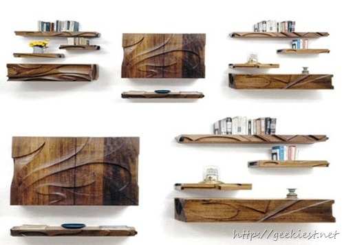 Beautiful book shelves - 18