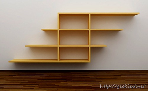 Beautiful book shelves - 19