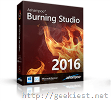 Burning Studio 2016 FREE
